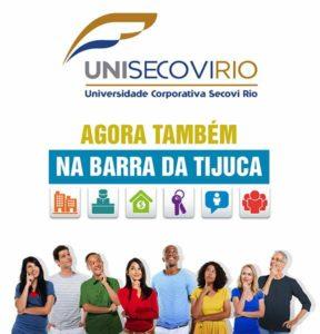 Unisecovi Rio Universidade Corporativa Secovi Rio