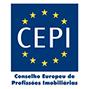 Logo Cepi (Conselho Europeu de Profissões Imobiliárias)