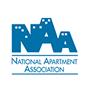 Logo NAA (Associação Nacional de Apartments*)