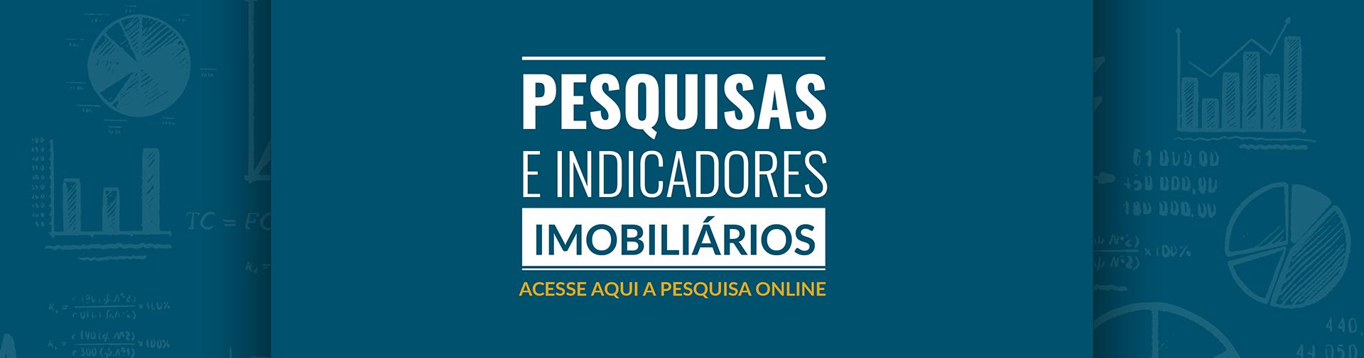 Pesquisas e indicadores imobiliários preço imóveis rio de janeiro