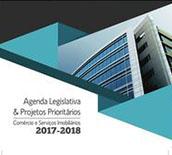Agenda Legislativa e Projetos Prioritários - Comercio e Serviços Imobiliários