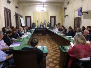 Audiência pública sobre inspeção de sistemas de gás na Alerj