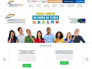 Secovi Rio lança novo site