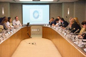 reunião da Câmara Brasileira de Comércio e Serviços Imobiliários (CBCSI)